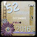 52 photos pour 2016 : décembre
