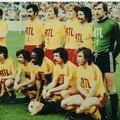 FINALE COUPE DE FRANCE 1980