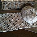 Sur mon crochet
