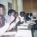 Tchad - <b>Formation</b> agricole et rurale (7/18). <b>Formation</b> de formateurs.