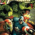 Marvel Now ! <b>Avengers</b> Universe 1