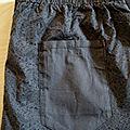 Mon pantalon Mentawaï... version pyjama !