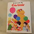 Le bol d'air de Casimir, <b>éditions</b> <b>G</b>.<b>P</b>. 1979