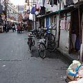Shanghai - La concession française et/ou la vieille ville chinoi