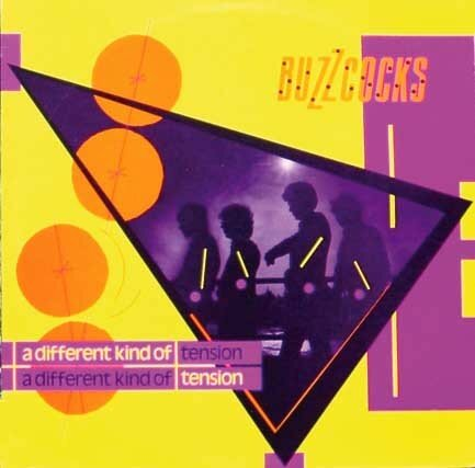 The Buzzcocks - Different kind of tension - 1979 - GB