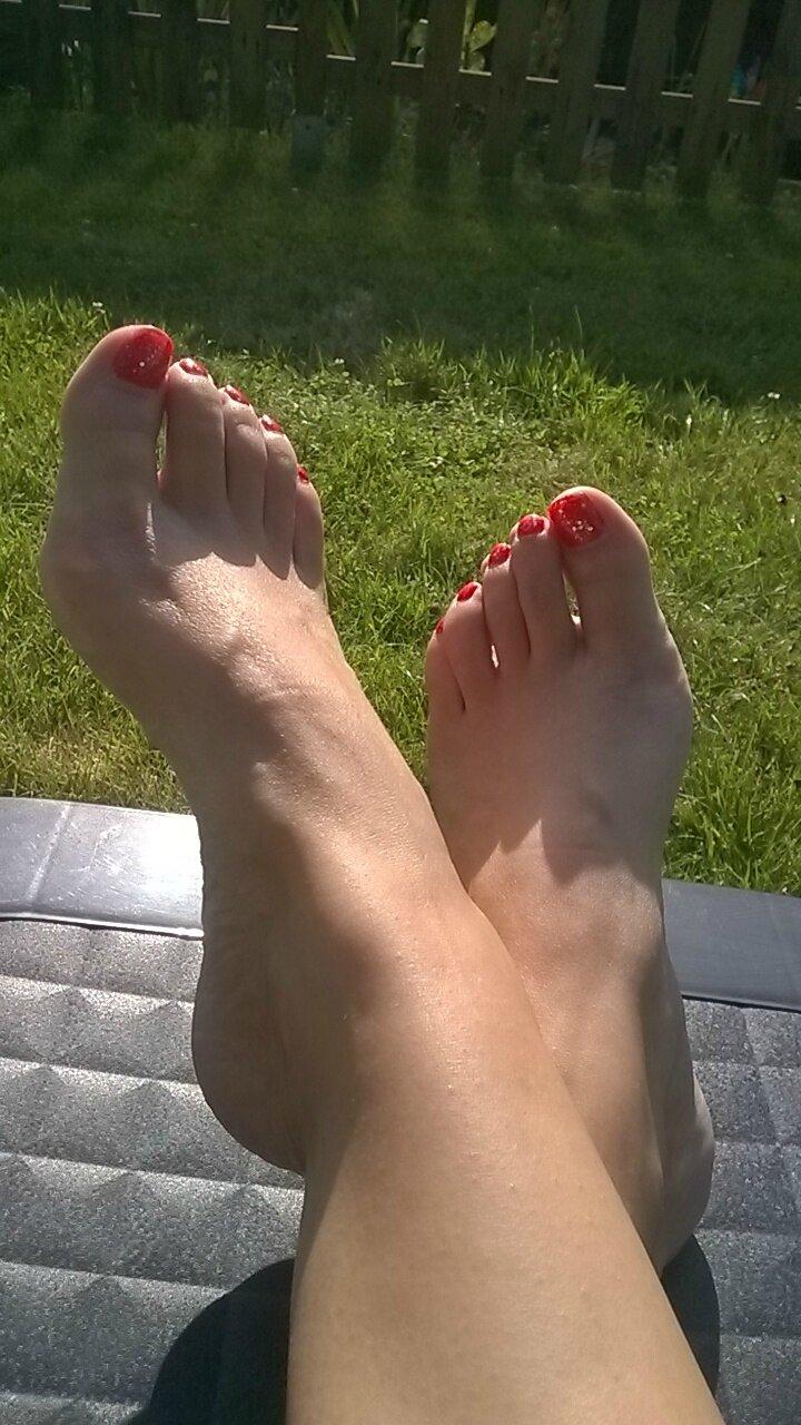 Pause au jardin
