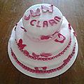 gâteaux de fille