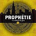 Prophétie, Tome 1, Le maître du Jeu, écrit par Mel Odom et <b>Jordan</b> <b>Weisman</b>
