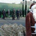 Noel au centre ferme de Bruges