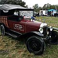 Citroën b12 boulangère 1925-1926