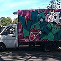 Vache de camion