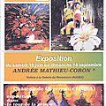 Galerie du Revermont Andrée Mathieu-Coron