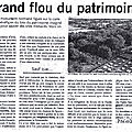 Loto du patrimoine: stéphane bern ignore que la normandie est la région d'arcisse de caumont...