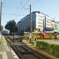 Le tramway dans Berlin (est)