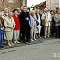 100-496-PELERINAGE EN BOURGOGNE POUR LES AMIS DE ST FRANCOIS