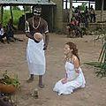 Rituel magique de purification d'une personne du médium olowo