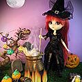 Halloween en avance...
