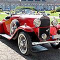 OPEL 1.8 Liter Moonlight Roadster <b>Deutsch</b> 1933