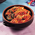 Kimchi traditionel coréen