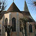 Ferrieres en gatinais - Abbatiale St Pierre-11
