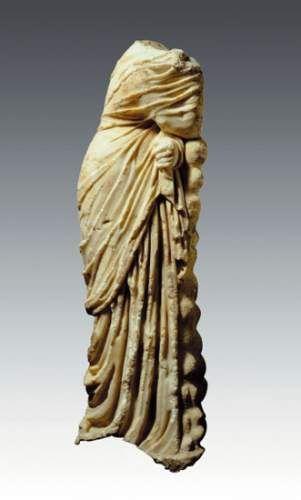 Statue Romaine De La Muse Polyhymnia Art Romain Iie Si 232 Cle Apr 232 S J C Alain R Truong