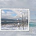 0 degré au Lac de Saint-Point