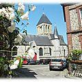 Eglise de Veules