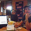 Interview sur Le Récap de <b>Radio</b> Compile! Merci Philippe De Riemacker!
