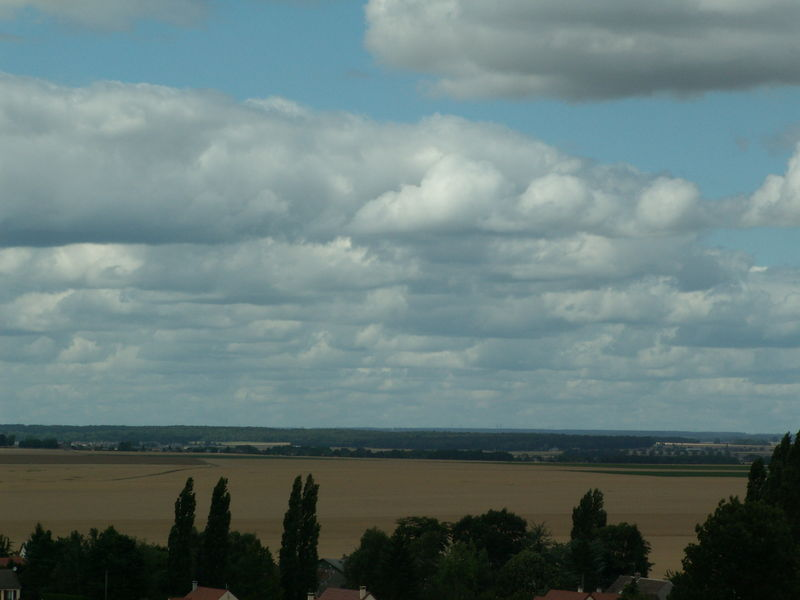 paysage du vexin normand