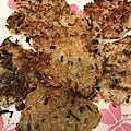 Laktes (ou galettes de pommes de terre)