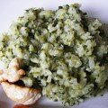 Risotto aux épinards à la MAP