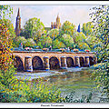 Le Pont des Morts - Metz -