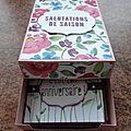 Boîte à cartes 1