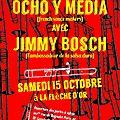 Concert exceptionnel à la flèche d'or avec jimmy bosch !
