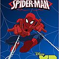 <b>Ultimate</b> Spider-Man sur France 3