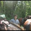 Ben et les chevaux
