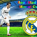 Mesut ozil magic real madrid madridista