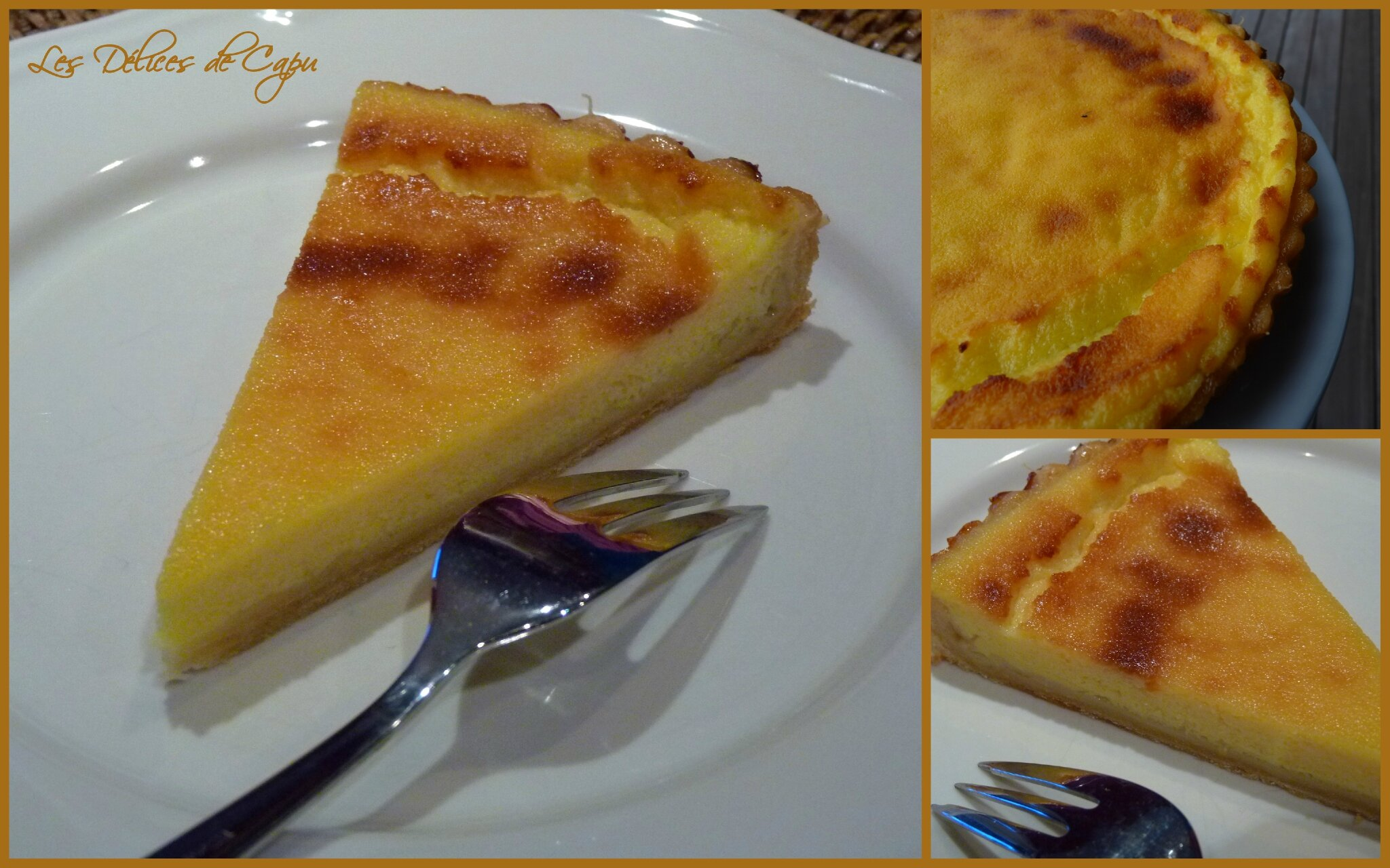 tarte au lait fermenté1