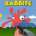 Rabid Rabbits: as-tu l'âme d'un chasseur?