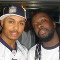 Wyclef Jean et Danny P, deux Haïtiens à NY