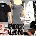 ♥★Rock <b>Glam</b> pour le printemps