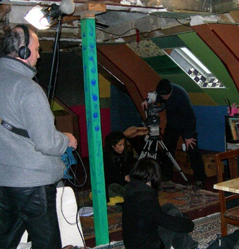 aziza-tournage
