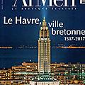 Le Havre, ville bretonne… depuis cinq siècles