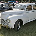 Peugeot <b>203</b>.