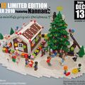 Lego 13 special winter edition
