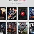 Films d'action : retrouvez-les sur l'appli Android PlayVOD !
