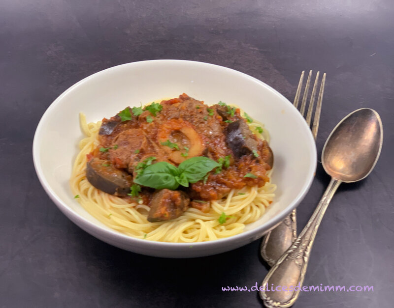 Osso bucco aux aubergines 2
