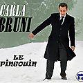 Qu'il est mignon le pingouin de carla bruni !
