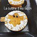 Gâteaux à la <b>Citrouille</b>