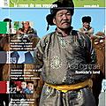 Globe trotteurs, le magazine parle de paris tokyo,